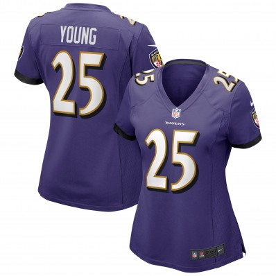 Tavon Young Jersey