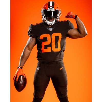 cleveland browns rush jersey