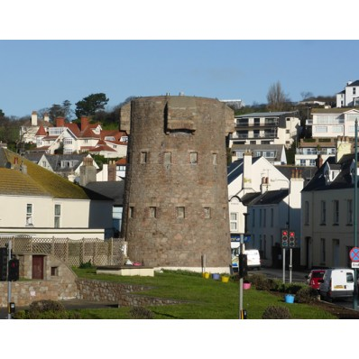 first tower st helier jersey