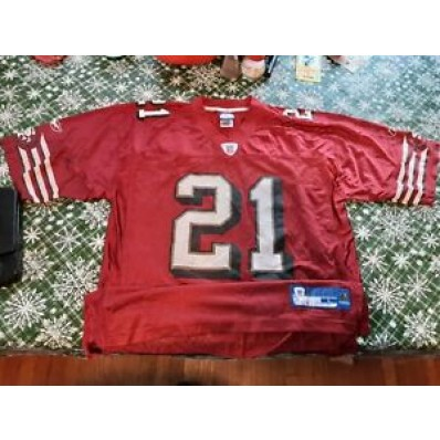 gore 21 49ers jersey