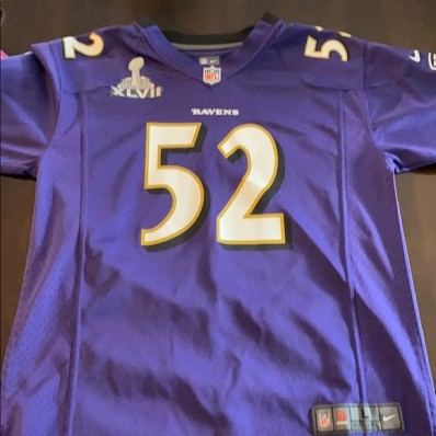 ray lewis super bowl 47 jersey