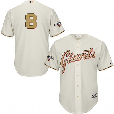 sf giants gold jersey