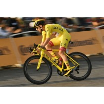 yellow jersey bicycle